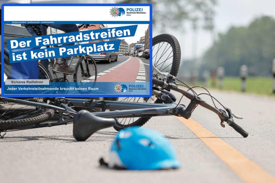 An alle Autofahrer: Kölner Polizei mit dringender Werbe-Kampagne!