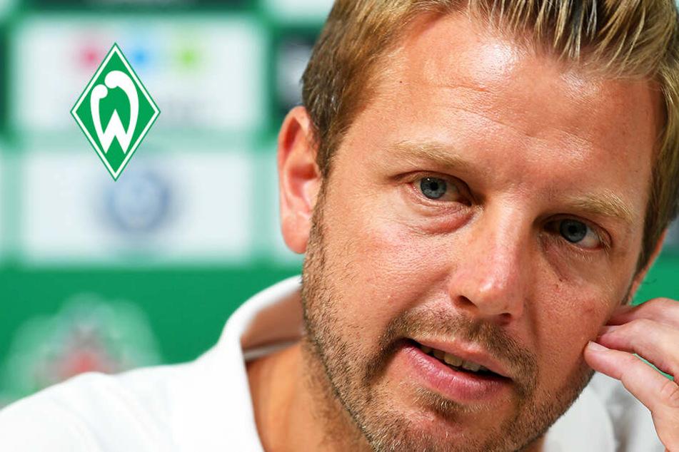 """""""Es gibt Grenzen!"""" Werder-Coach Florian Kohfeldt verweigert Fan das Autogramm"""
