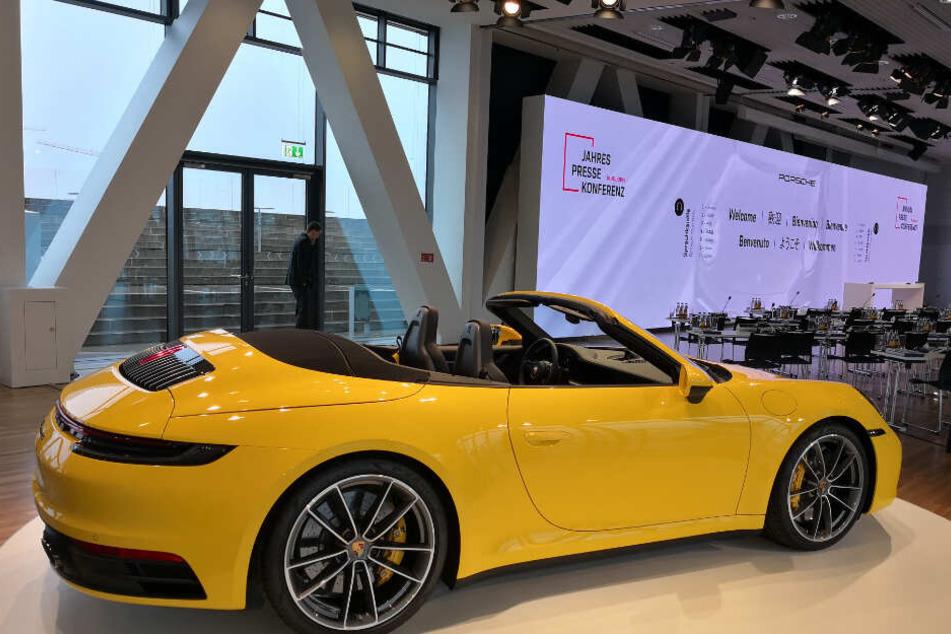 Besonders die Top-Modelle wie der Panamera oder der 911er verkauften sich sehr gut.