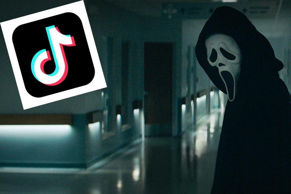 Scream stars get spooky on TikTok ahead of Halloween