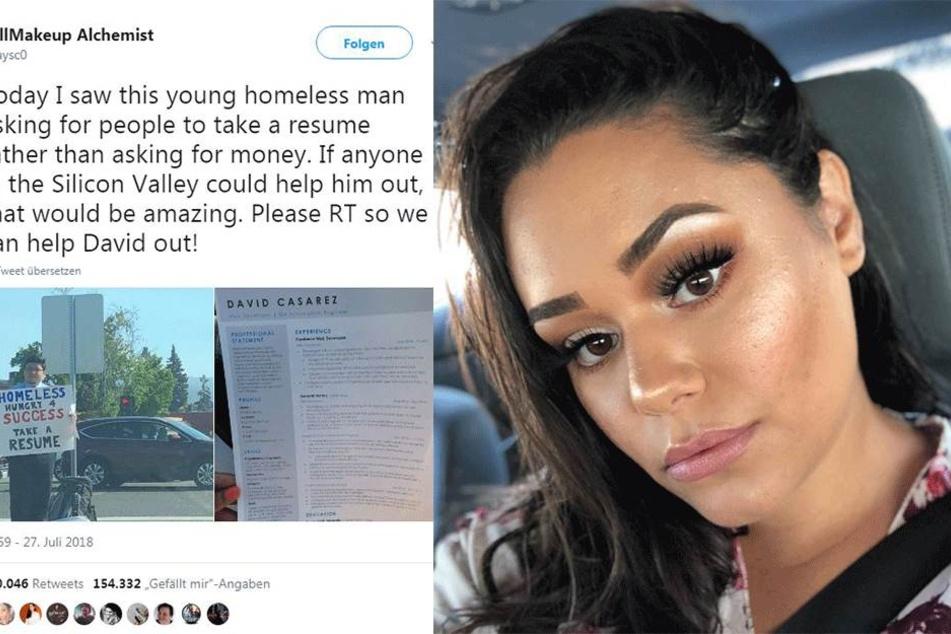 Ihr Posting veränderte alles.