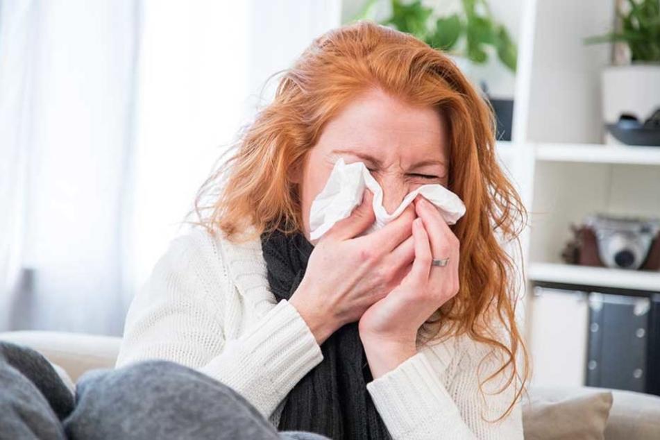 Frauen werden seltener krank als Männer und wenn, dann kommt das Immunsystem besser damit klar.