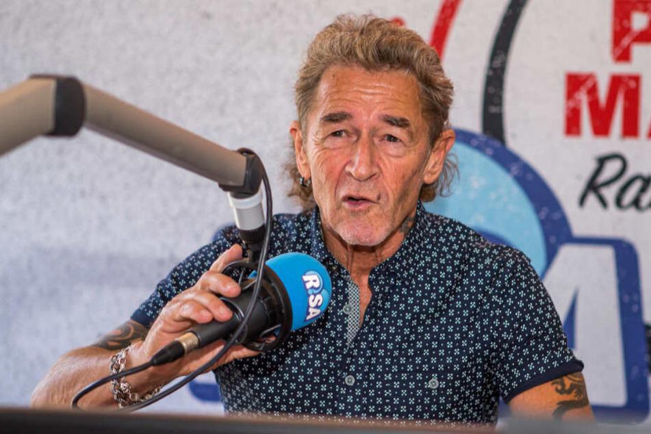 """Ab dem 10. November geht """"der Peter"""" auf Sendung bei Radio R.SA Sachsen."""