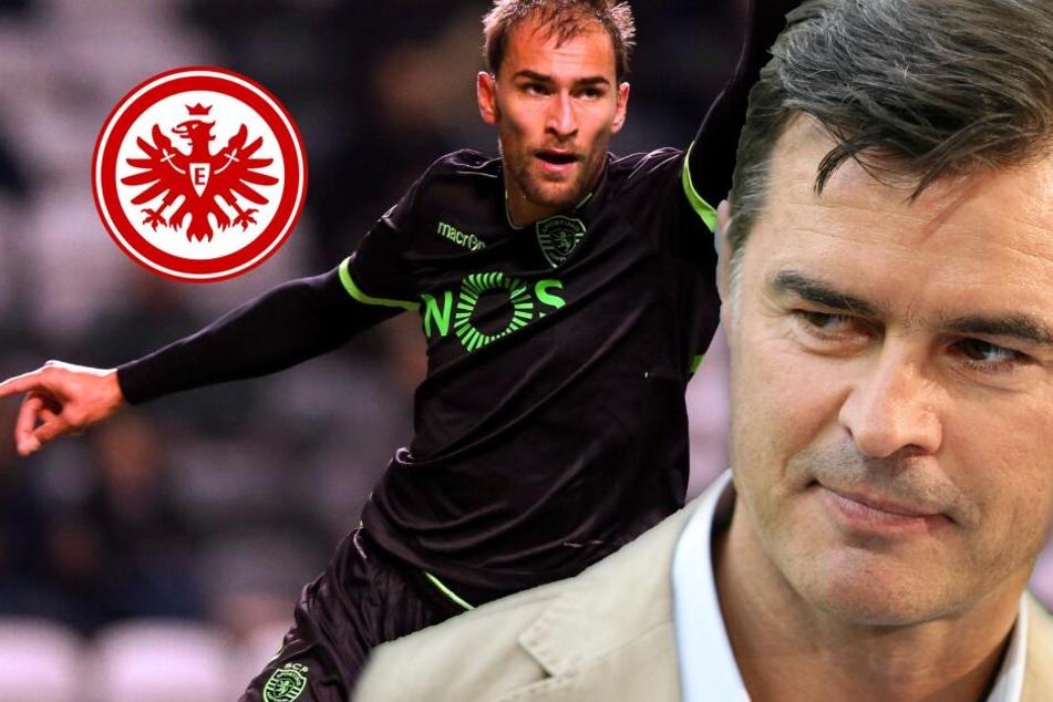 Weltmeister Berthold mit heftiger Kritik an Eintracht-Fast-Neuzugang Bas Dost