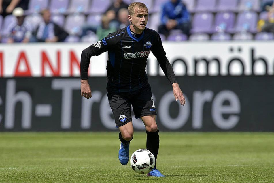 Lukas Boeder wird nicht ausgeliehen, sondern kommt fest an die Pader.