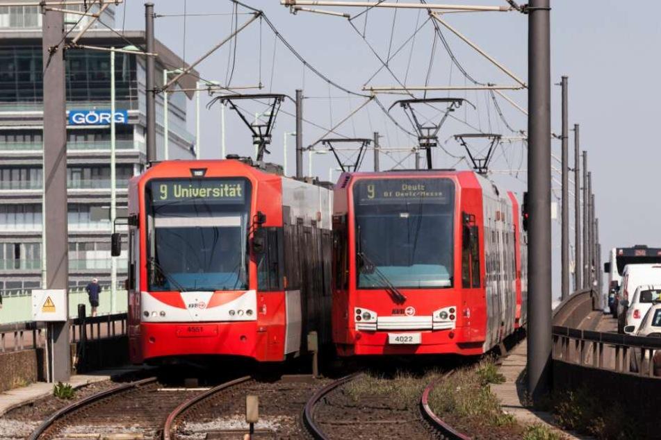 KVB-Linien 1,7 und 9 müssen bald vor Deutzer Brücke getrennt werden