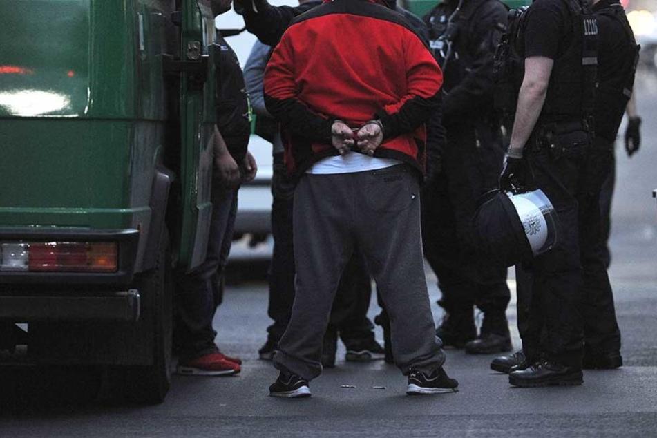 Die Anzahl der Gewalttaten von Jugendlichen ist erstmals seit Jahren gestiegen.