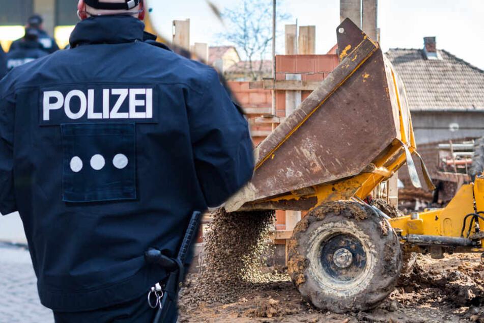 Die Polizei verfolgte die beiden Tunichtgute umgehend, konnten sie jedoch nicht dingfest machen (Symbolbild).