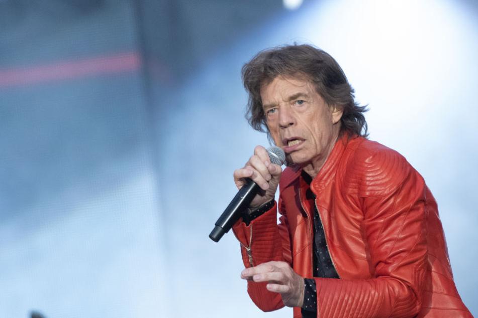 Er will es immer noch wissen: Mick Jagger (74) machte nach seinem Konzert im Olympiastadion das Berliner Nachtleben unsicher.