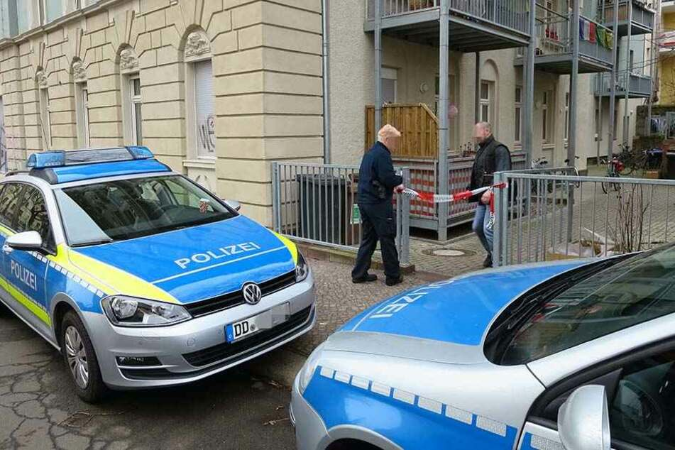 Das Wohnhaus von Dovchin D.: Hier vermuten die Ermittler den Tatort.