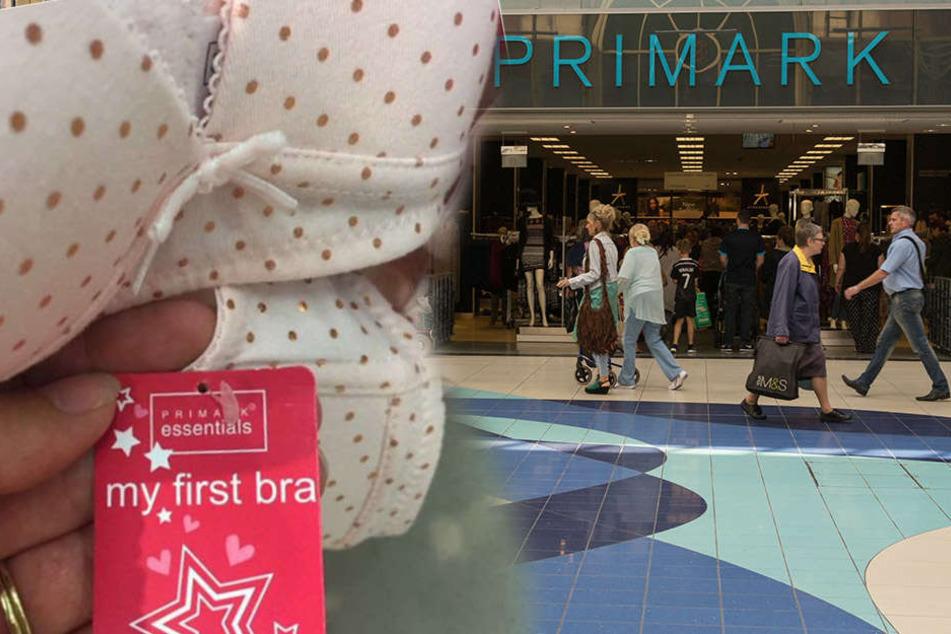 Primark unter Beschuss! Sollen Siebenjährige etwa schon Brüste haben?