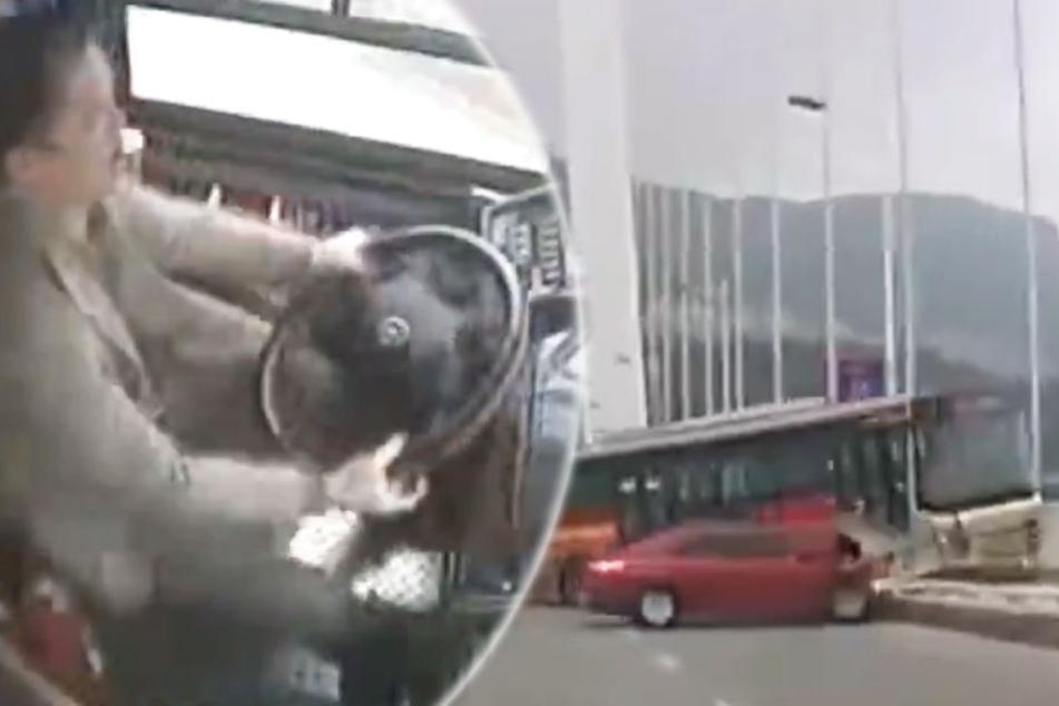 Nach dem Streit verlor der Fahrer die Kontrolle. Es kam zur tödlichen Kettenreaktion.
