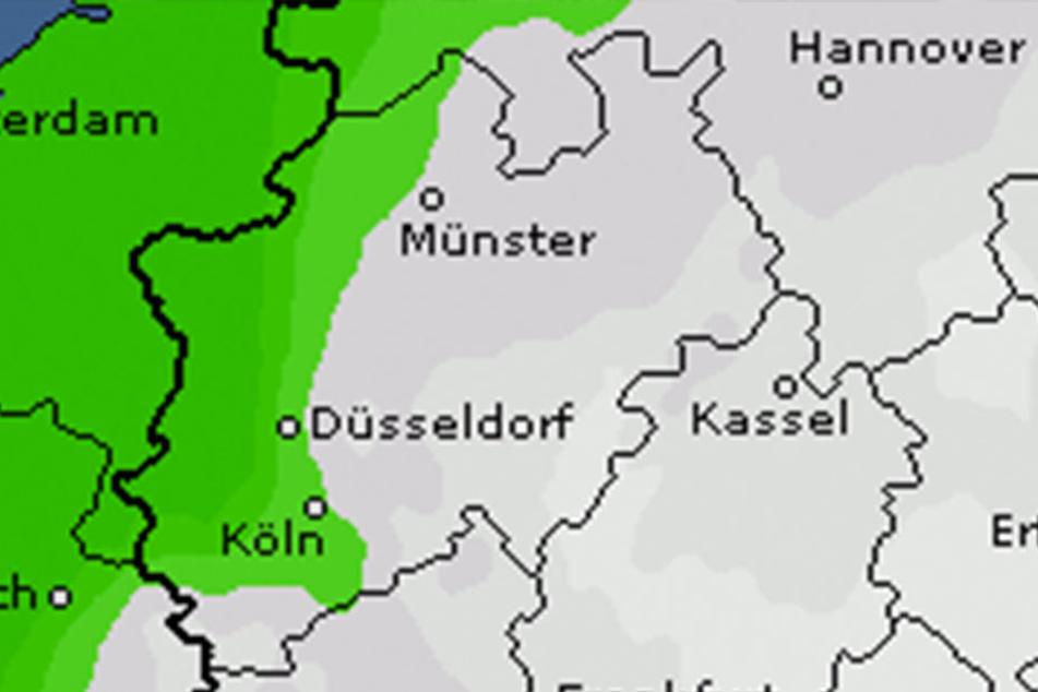 Am Montag schneit es in ganz Ostwestfalen-Lippe noch einmal.