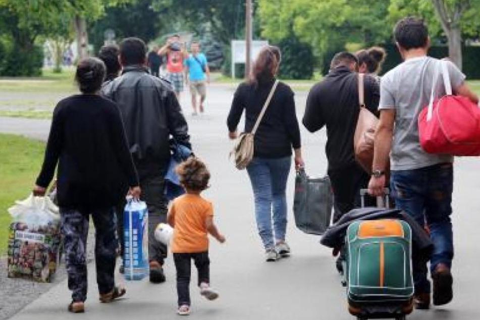 Über 3600 Asylbewerber sollen immer noch nicht erkennungsdienstlich erfasst worden sein. (Symbolbild)