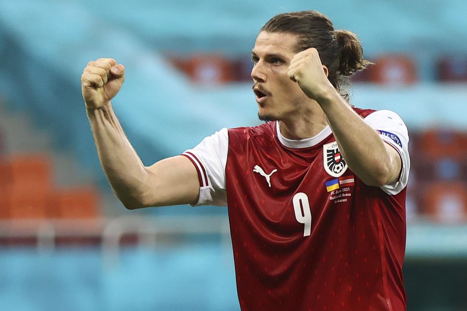 Marcel Sabitzer (27) ist aktuell mit der österreichischen Nationalmannschaft bei der Europameisterschaft unterwegs. Der nächste Gegner heißt am Samstag Italien.