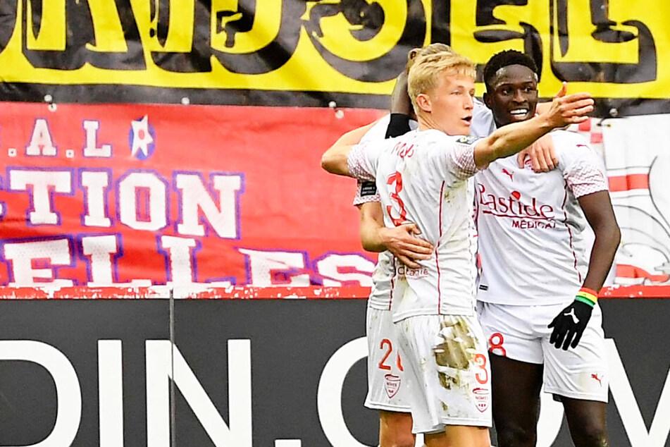 Mehrere Ex-Dynamos trafen am Wochenende: Moussa Koné stürzt Tabellenführer!