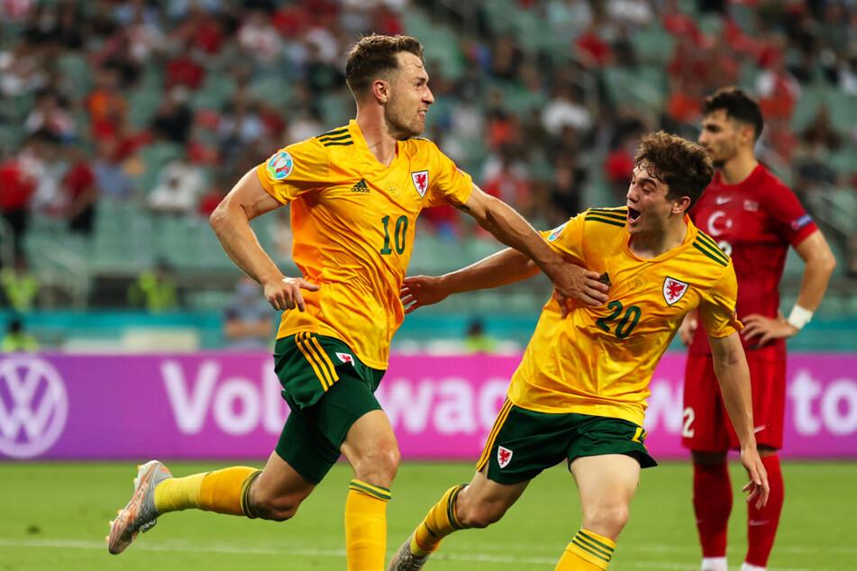 Türkei dicht vor dem Aus! Wales triumphiert trotz Bale-Wahnsinn