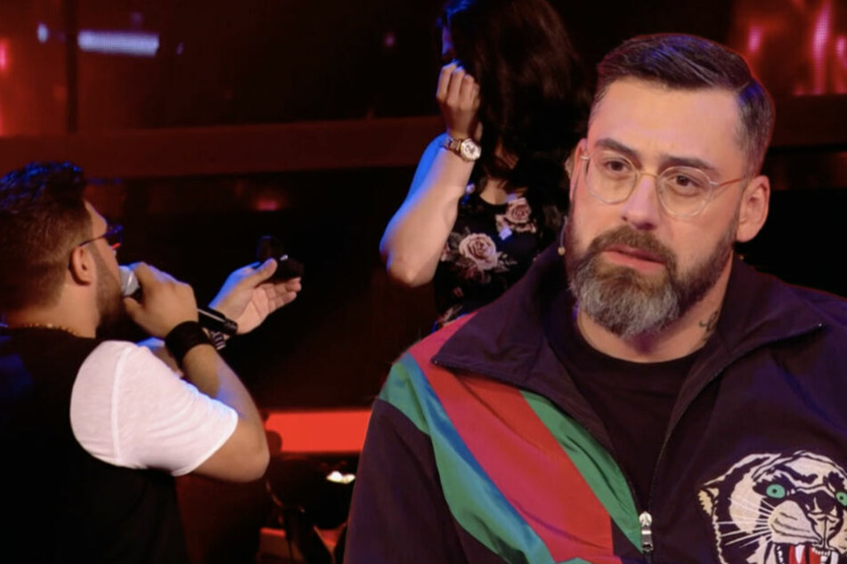 """The Voice of Germany"": So übel platzte Rapper Sido in einen Heiratsantrag"