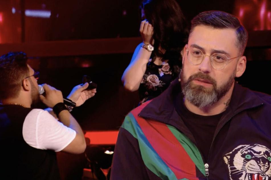 """The Voice of Germany: """"The Voice of Germany"""": So übel platzte Rapper Sido in einen Heiratsantrag"""