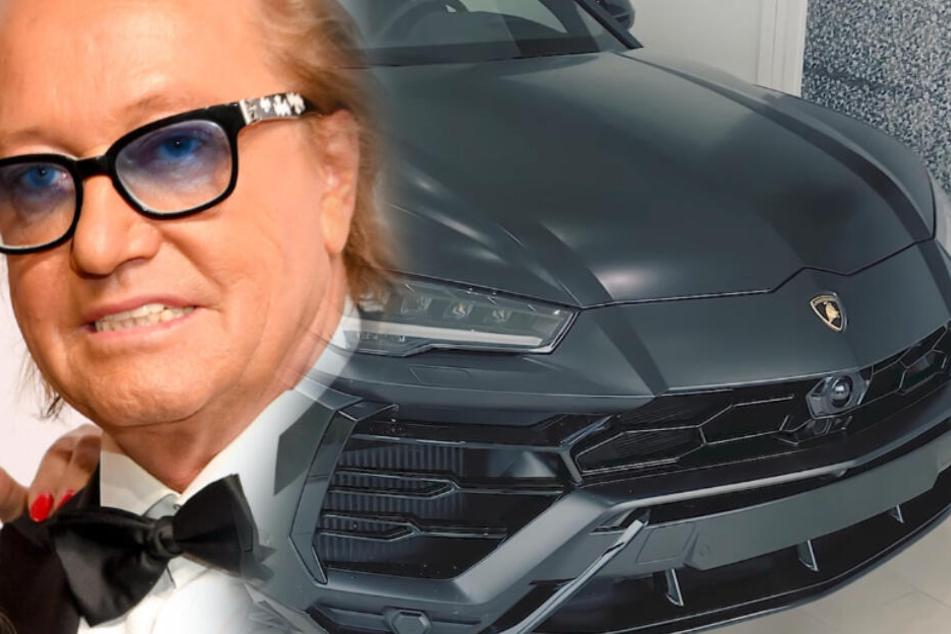 Richtig heftig: Fans lieben neuen Lamborghini Urus von Robert Geiss