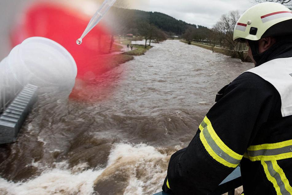 Bürgermeister warnt: Hochwasser verunreinigt Trinkwasser