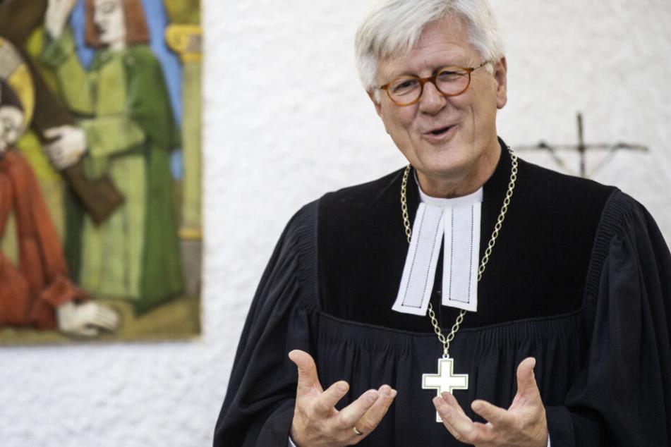 """""""Denn Gott ist nicht zuerst Deutscher"""": Deutliche Worte von Heinrich Bedford-Strohm"""