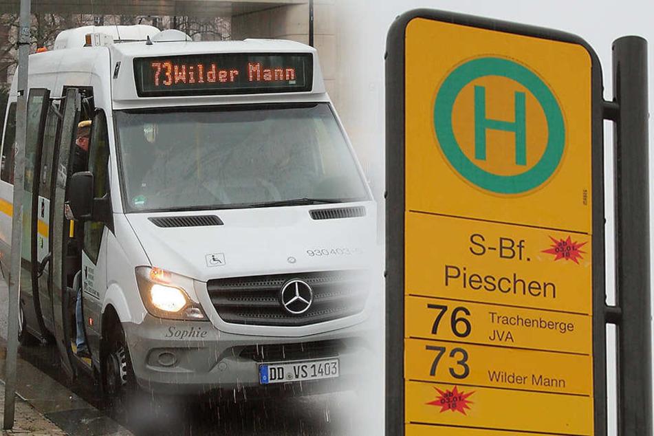 Ab Januar wird in Dresden eine neue Buslinie getestet