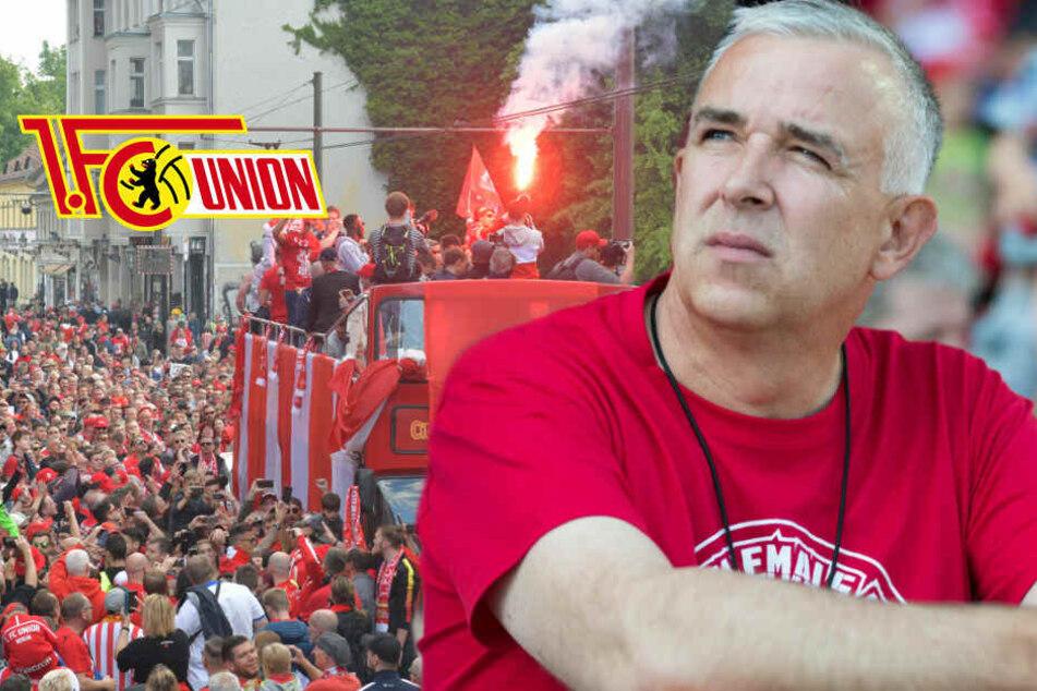 Nach Aufstieg in die Bundesliga: Union hat große Pläne