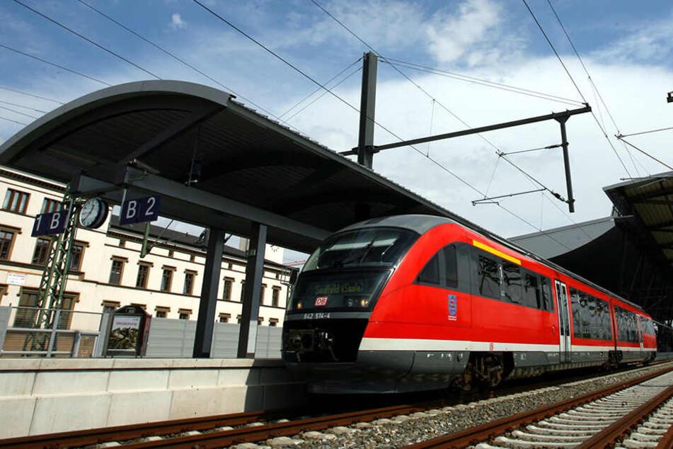 Die DB Regio will Jena und Halle künftig besser miteinander verbinden.