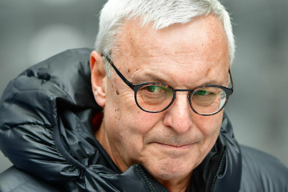 In einem Interview konterte Hertha-Präsident Werner Gegenbauer (70) Jens Lehmanns Europapokal-Ansage am Donnerstag.
