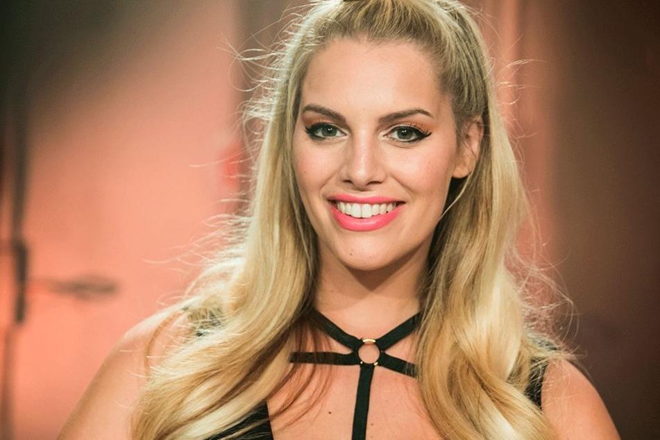 """""""Curvy Model"""" Angelina Kirsch (29) sitzt in der Jury."""