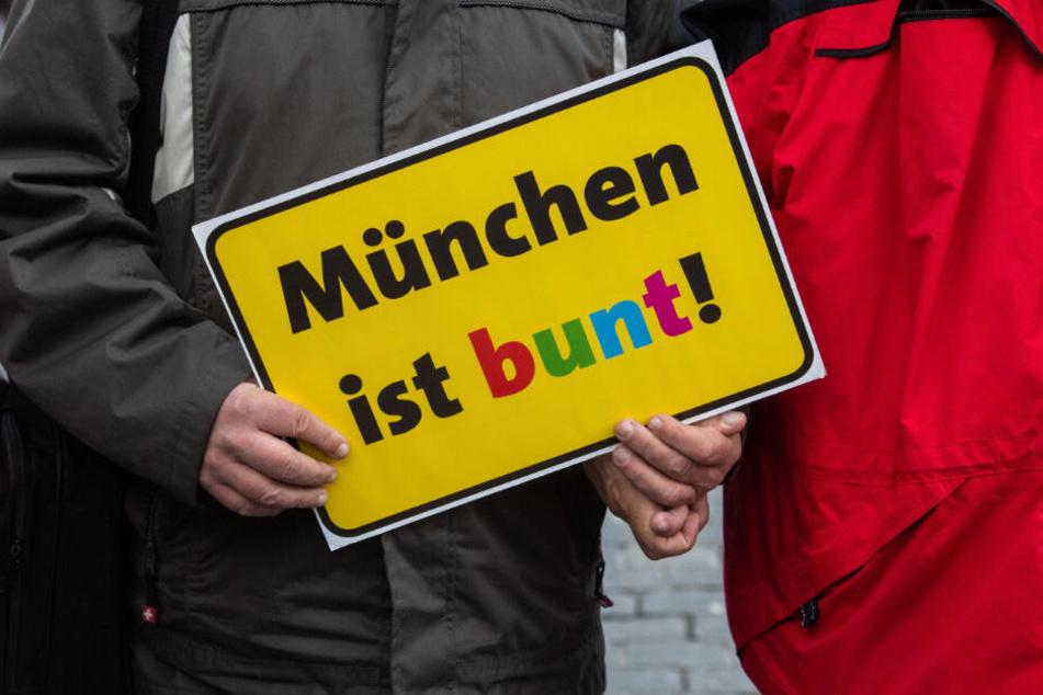 920.000 Euro stehen nächstes Jahr für die Arbeit gegen Rechtsextremismus in München zur Verfügung. (Archiv)