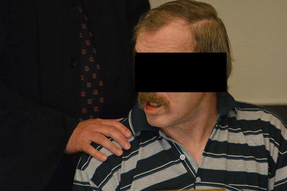 Seit Dezember steht Helmut S. wegen des Mordes an Heike Wunderlich vor Gericht.