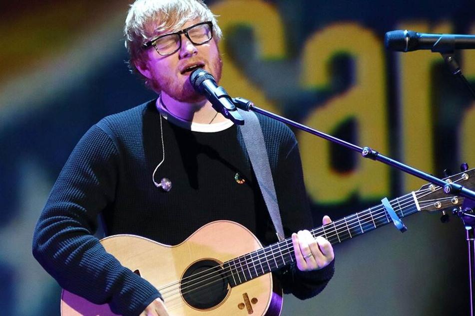 Ist Ed Sheeran gar kein Singer/Songwriter, sondern einfach nur ein talentierter Nachahmer? (Archivbild)