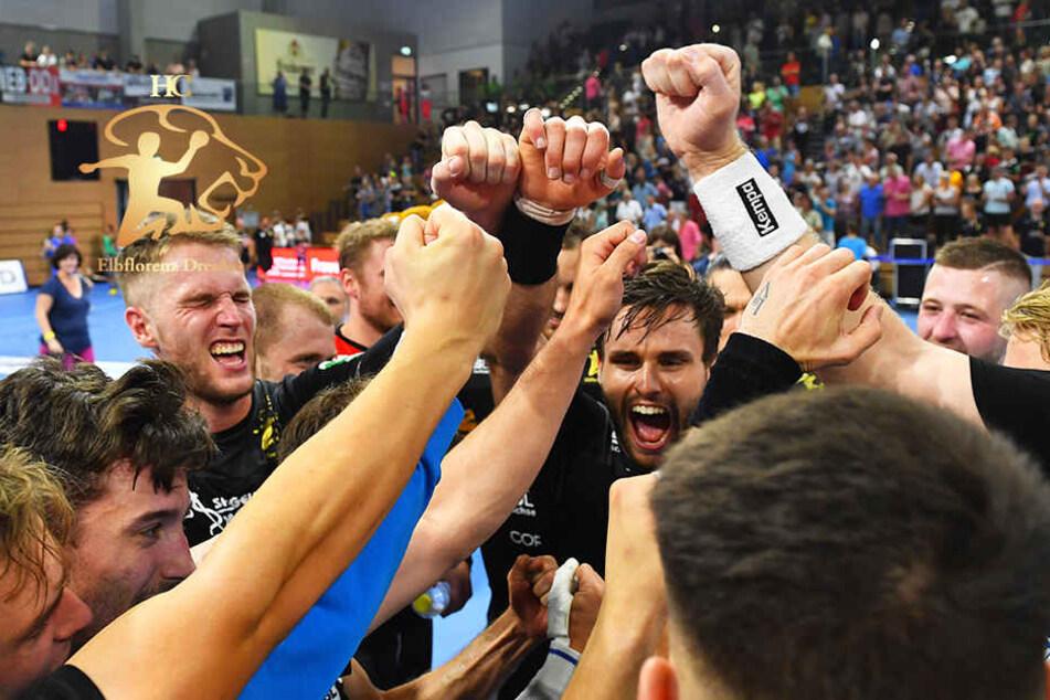 Triumph im Ost-Derby! HC Elbflorenz schlägt zum Saisonauftakt starke Eisenacher!