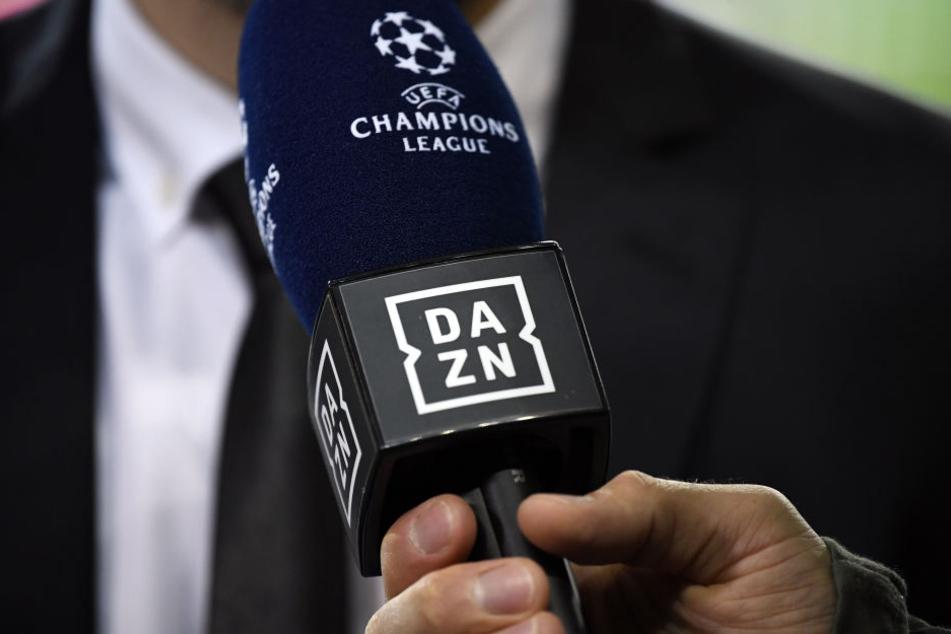 Bundesliga bald auf DAZN? Ab dem Jahr 2021 könnte es soweit sein. (Symbolbild)
