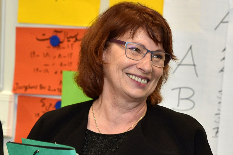 Gleichstellungsministerin Petra Köpping gibt am Donnerstag den Startschuss.