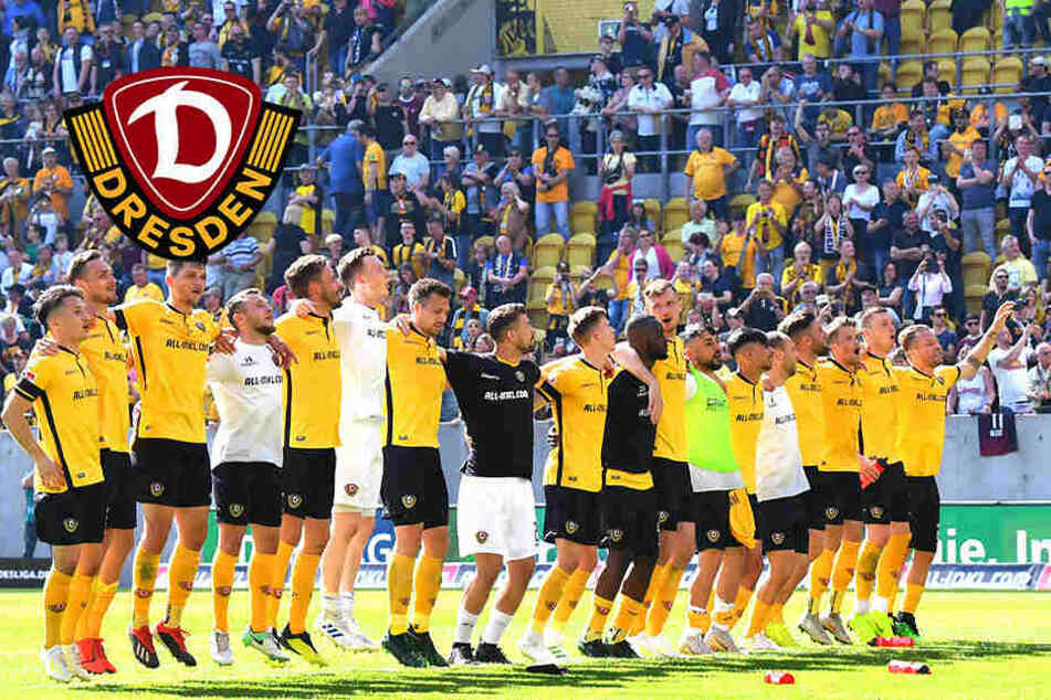 Mit dieser Taktik zog Dynamo Spitzenreiter Köln den Zahn