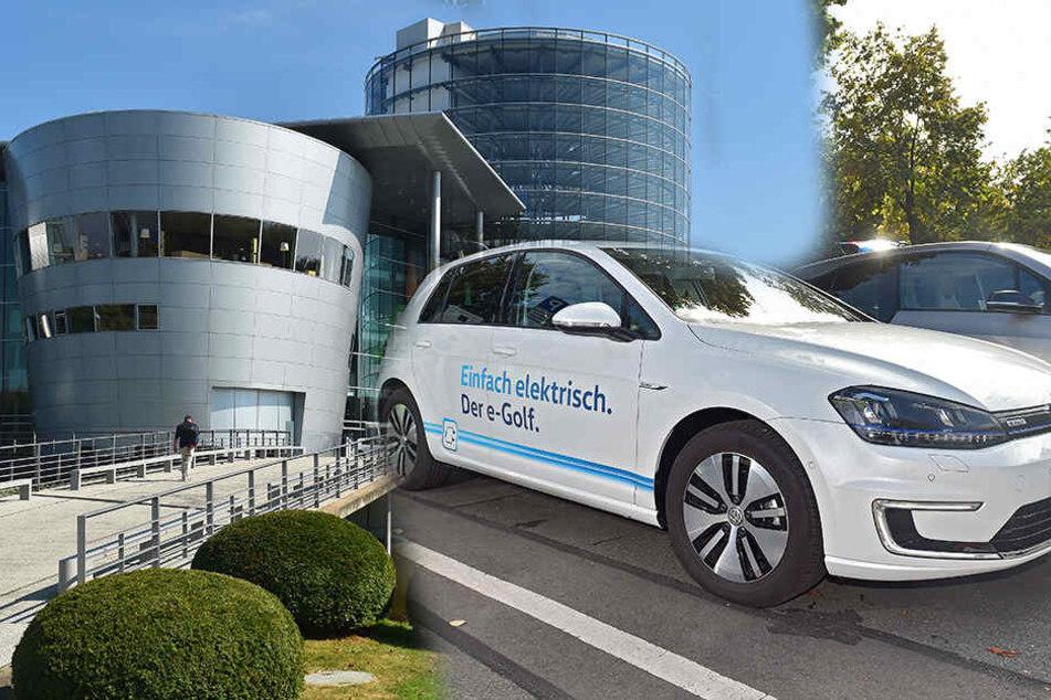VW fertigt ab 2017 den E-Golf in der Gläsernen Manufaktur