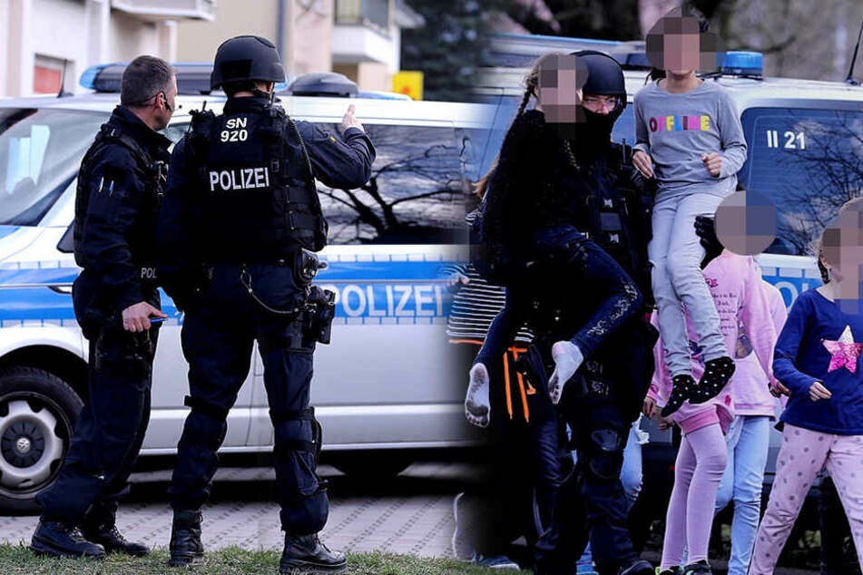 Dresden: Entwarnung in Heidenau! Das war der Grund für den Alarm