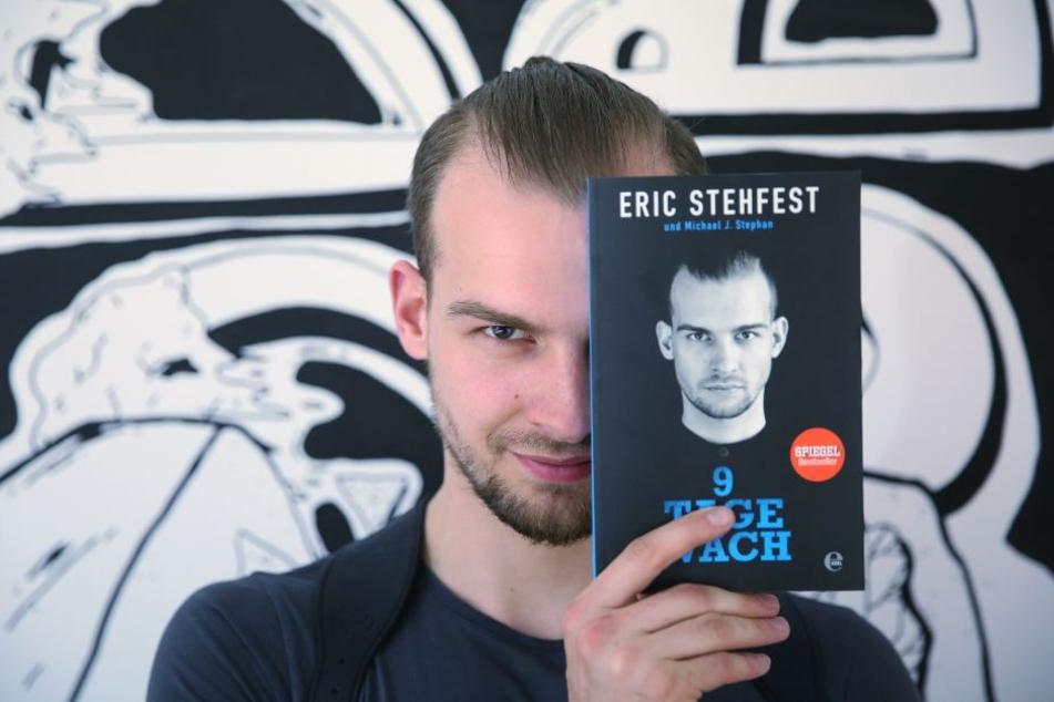 Eric Stehfest kommt in diesem Jahr noch einige Male nach Dresden.