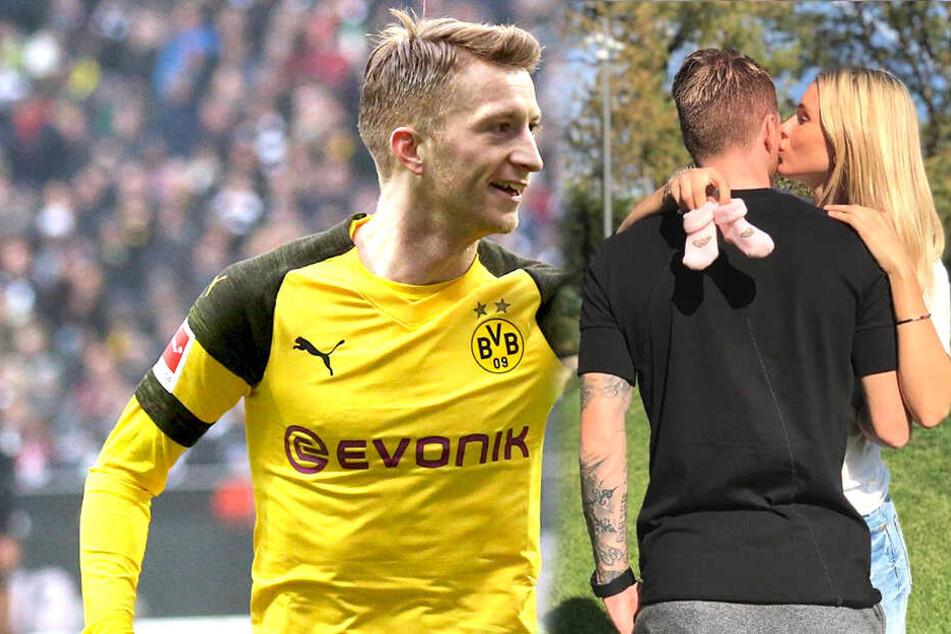 Doppelte Freude nach BVB-Sieg! Marco Reus ist Vater