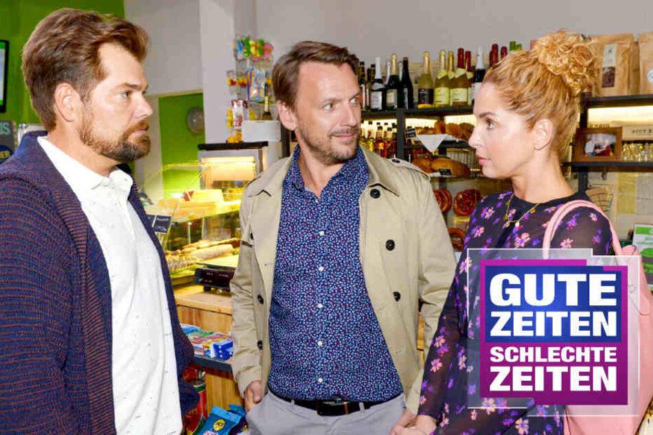 GZSZ: Schwere Entscheidung für Nina! Bricht sie Robert das Herz?