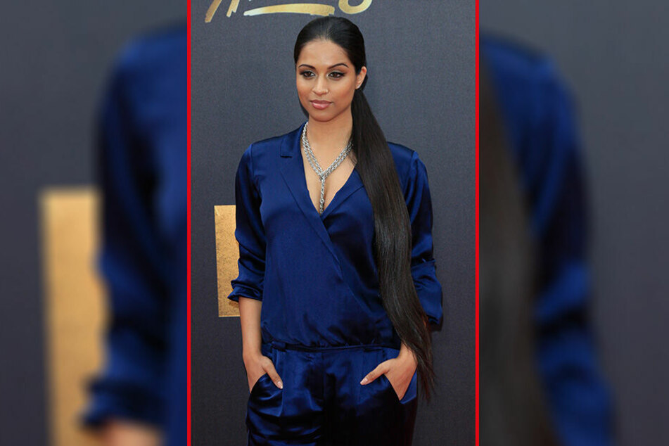 Bekommt eine eigene Late-Night-Show: YouTuberin Lilly Singh (30)