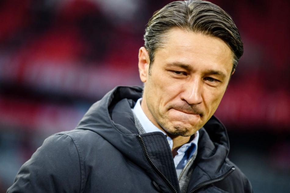 Niko Kovac und der FC Bayern München befinden sich in einer Krise. (Archivbild)