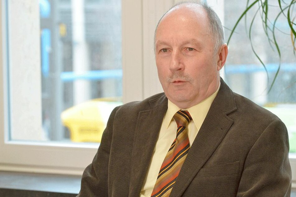 Reinhard Günzel (Wahlkreis 1) tritt für die AfD bei der Kommunalwahl am 26. Mai an.