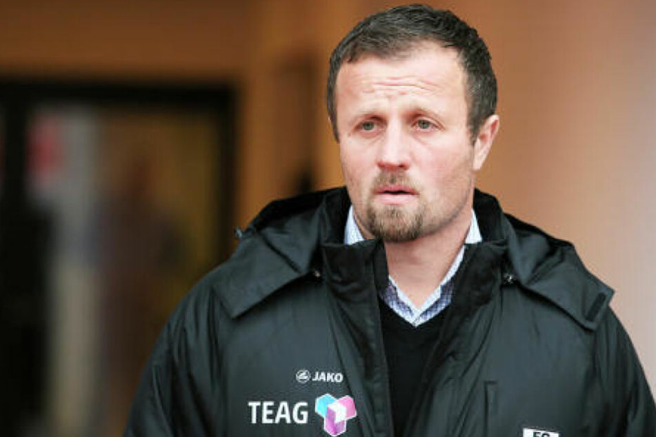 Auch der sportliche Leiter bei RWE, Torsten Traub, musste den Verein verlassen.