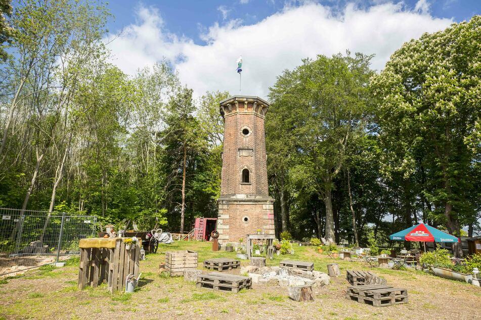 Der Lugturm ist ein beliebtes Ausflugsziel mit langer Geschichte.
