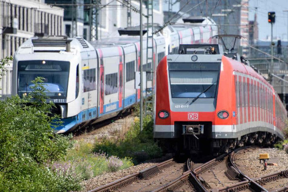 Auf der Stammstrecke in München kam es am Donnerstagmorgen zu massiven Beeinträchtigungen. (Symbolbild)