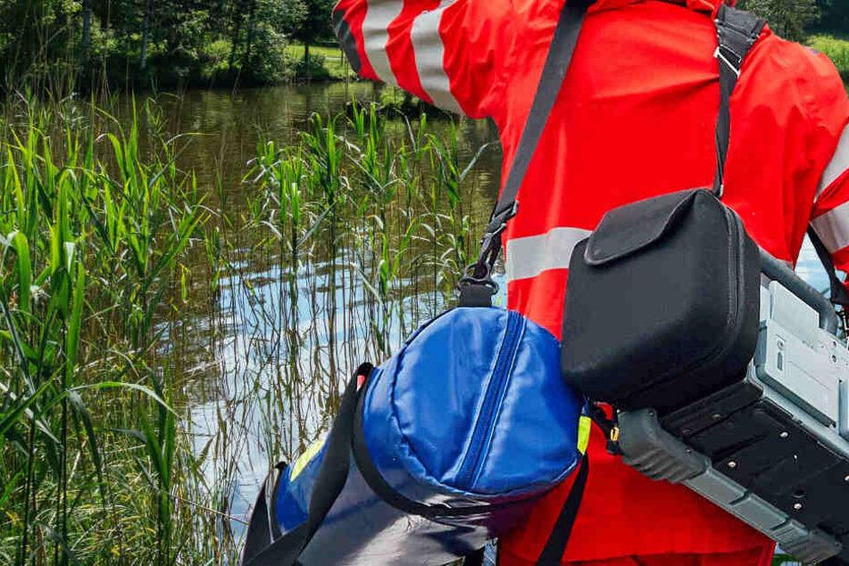 Badeunfall! 16-Jähriger in Lebensgefahr, so wurde er gerettet